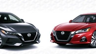 2022 Nissan Sentra vs. Nissan Altima