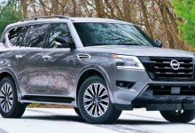 2023 Nissan Armada Platinum