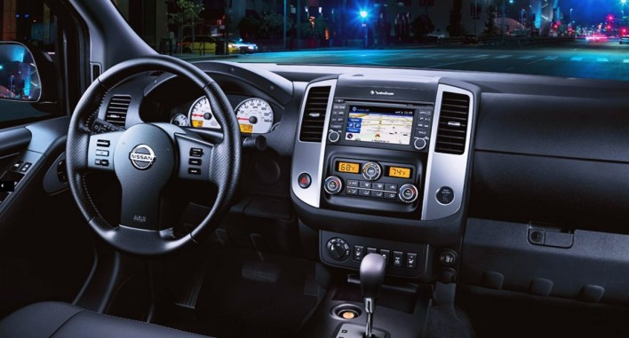 2023 Nissan Frontier Pro 4X Interior