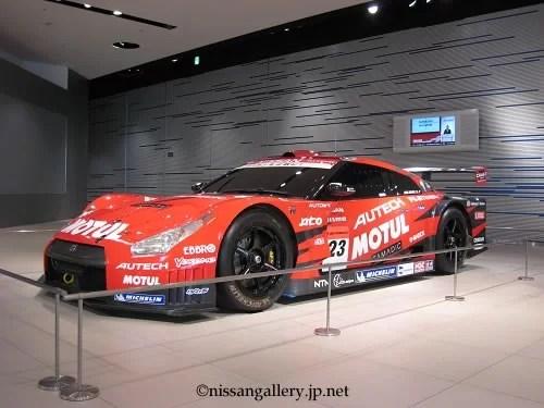 モチュール オーテック GT-R(MOTUL AUTECH GT-R)スーパーGT2013 GT500参戦車両(レプリカ)