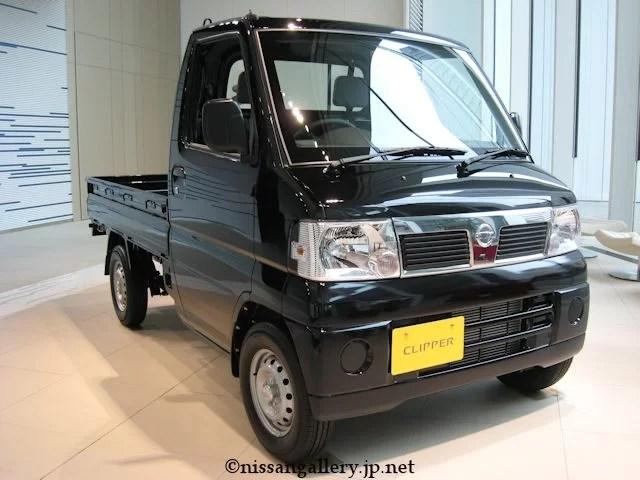 日産の軽トラック、NT100クリッパー