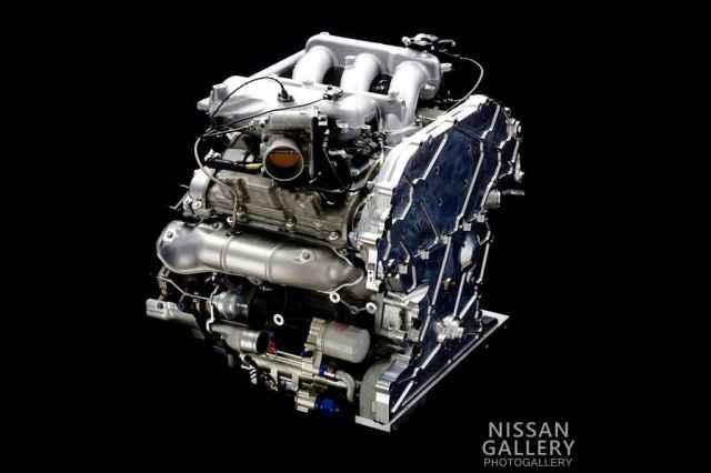 2017NISMO_IMSA_DPi_engine
