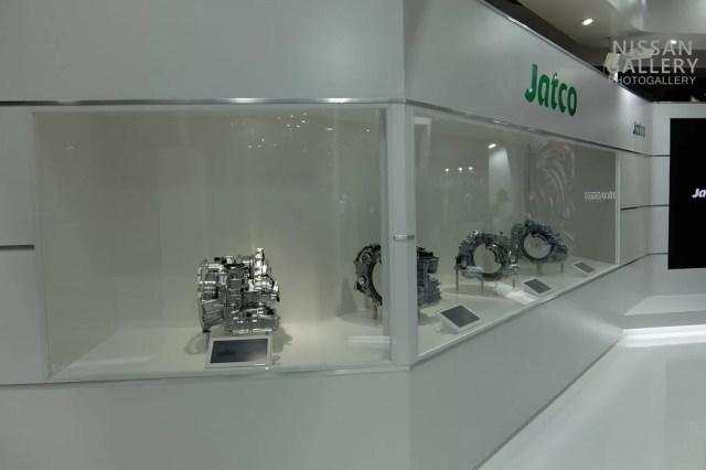 東京モーターショー2017 Jatcoブース
