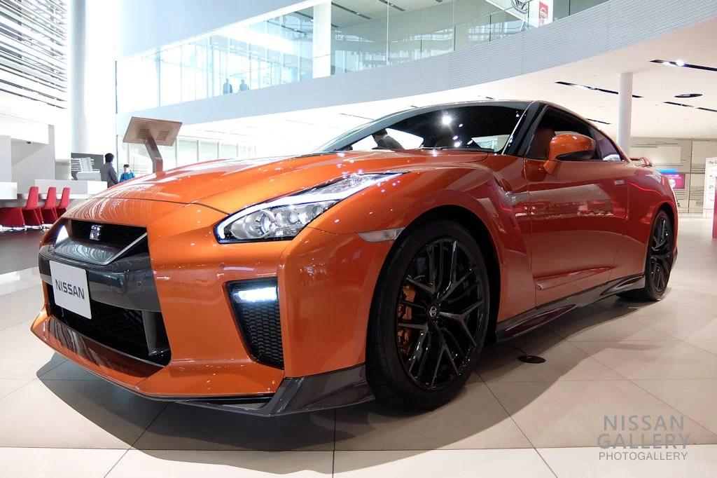 日産GT-R 2018年モデル
