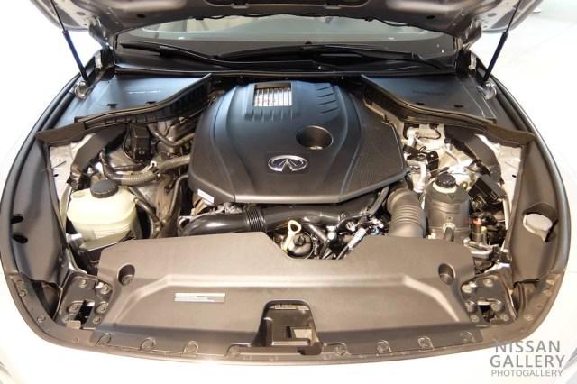 インフィニティ Q60 274A型エンジン