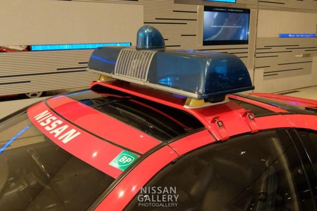 フェアレディZ 2by2 300ZX 富士スピードウェイ セーフティーカー