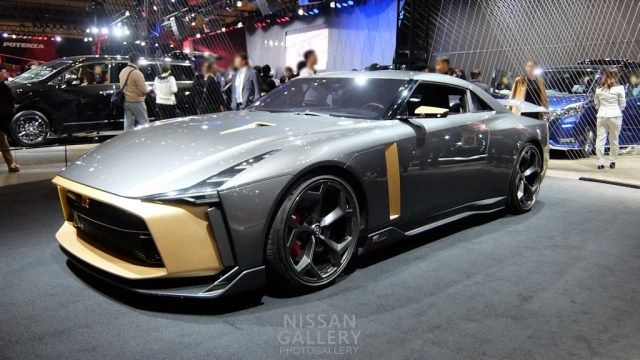 GT-R50 by Italdesign