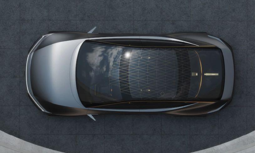 2022 nissan maxima a new EV concept