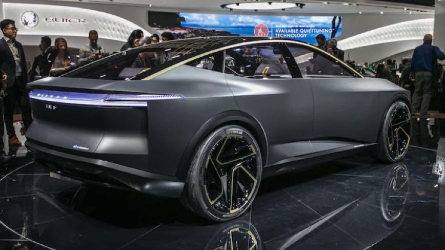 maxima 2022 Redesign in 2023