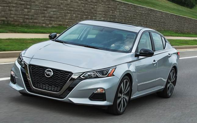 Discover the 2022 nissan altima AWD sedan with exceptional fuel efficiency and a powerful VC Turbo engine