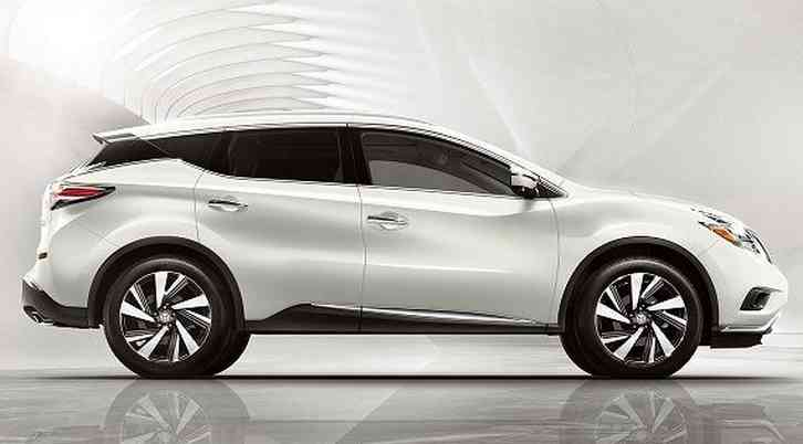The Nissan Murano redesign has not been redesigned since the 2015
