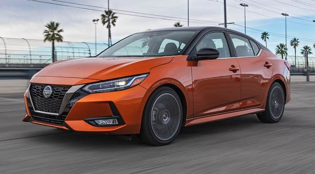 2022 Nissan Sentra Model PreviewIn 2020, Nissan revamped the Sentra, bringing a new look, upgraded engines, and more.