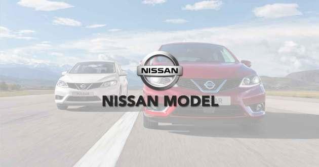 Nissan Model Social Media