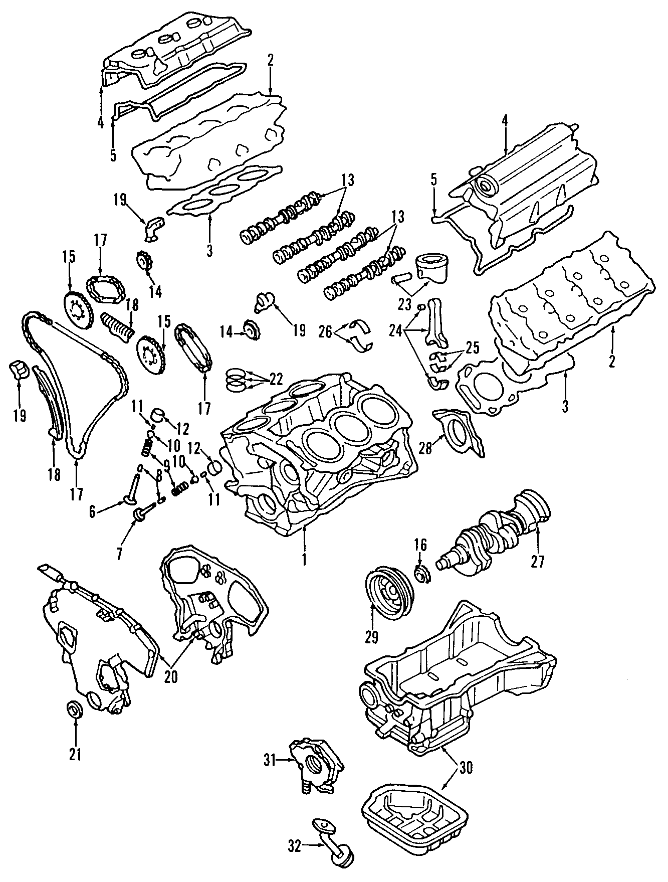 Nissan Frontier Engine Oil Pump Pickup Tube Engine Oil
