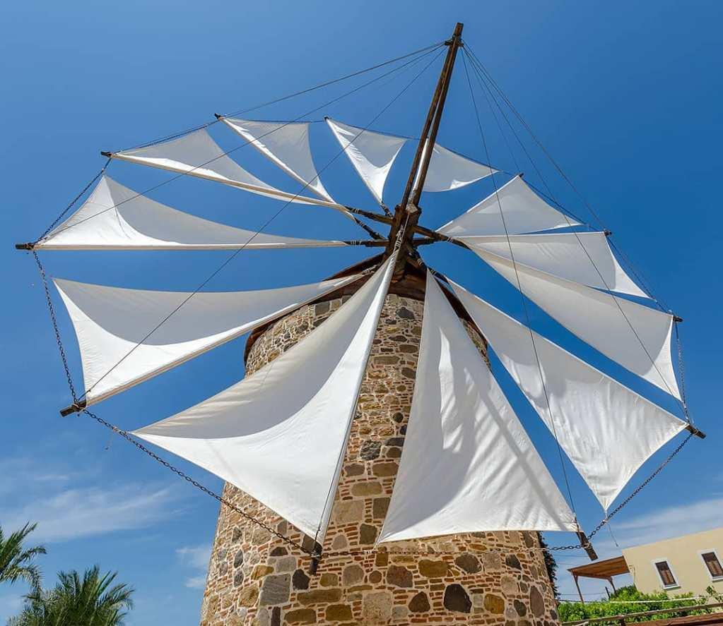 Antimahia Windmill