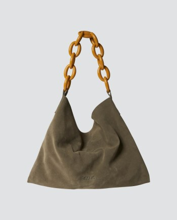 Nissue Hobo Chain Truffle