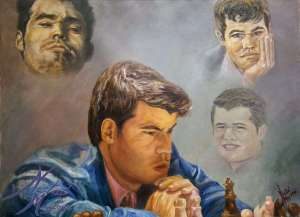 20 Magnus Carlsen actual campeón del mundo 2020