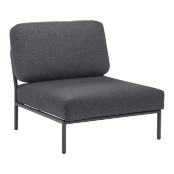 Lounge Chair - Level grey von Houe