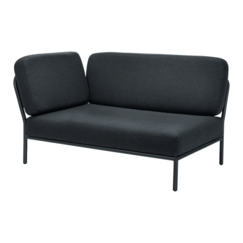 Lounge Sofa - Level links coal grey