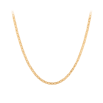 Therese Necklace gold von Pernille Corydon