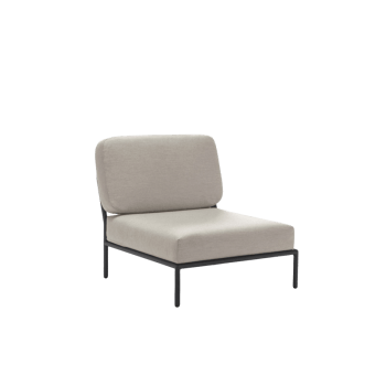 Lounge Chair - Level Graumel Kalk von Houe