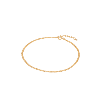 Therese Anklet gold von Pernille Corydon