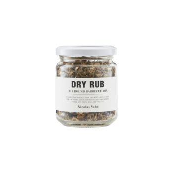 Dry Rub - Allround Barbecue Mix von Nicolas Vahé