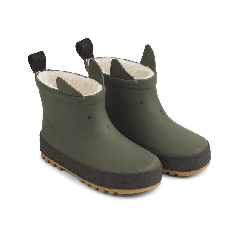 Thermo Regen Boot - Jesse hunter green von Liewood