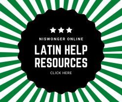 Latin Help Resources Click Here
