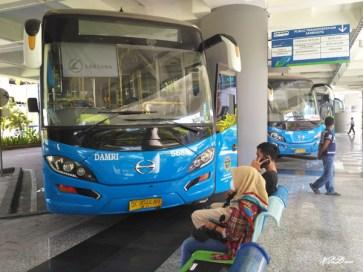 Sarbagita di Terminal Kedatangan Internasional Bandara I Gusti Ngurah Rai