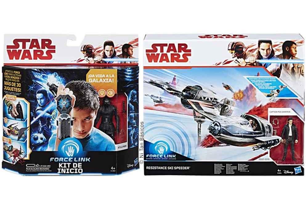 Star Wars Episodio 8, Hasbro revela nuevos juguetes de la saga - portada