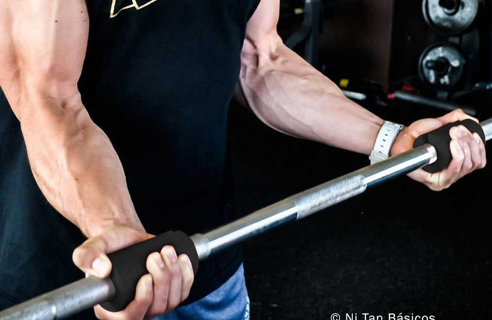 cómo levantar más peso -portada