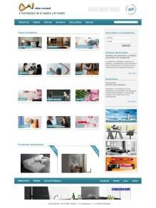 Pàgina Productes