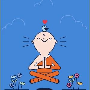 wheel of analytical meditation blog post