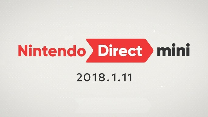 January Nintendo Direct