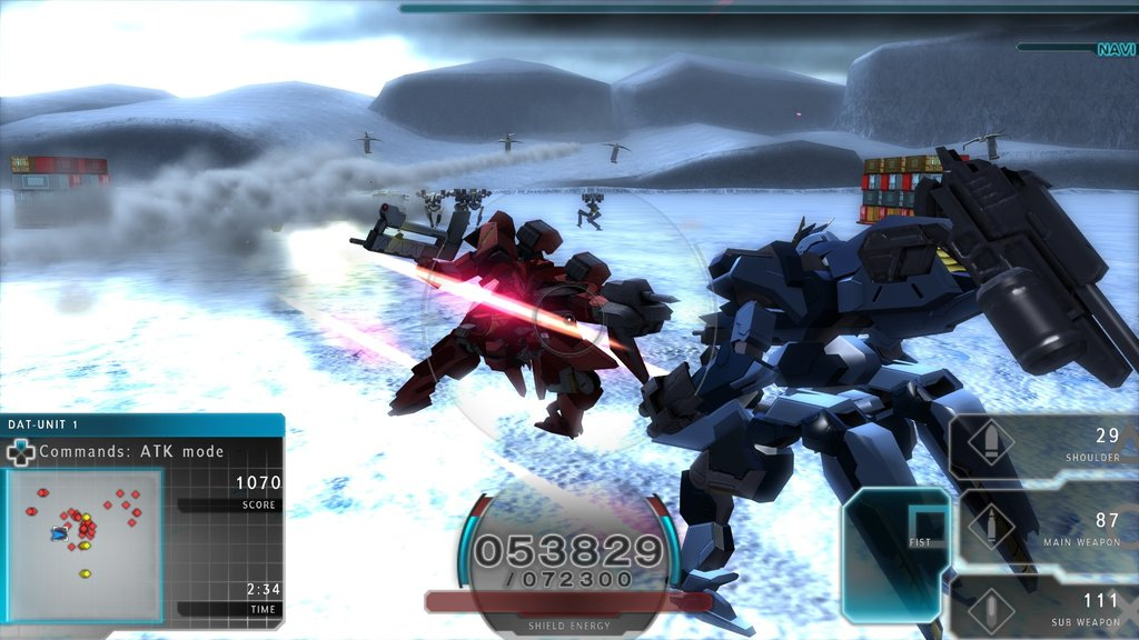 Assault Gunners HD Edition Review