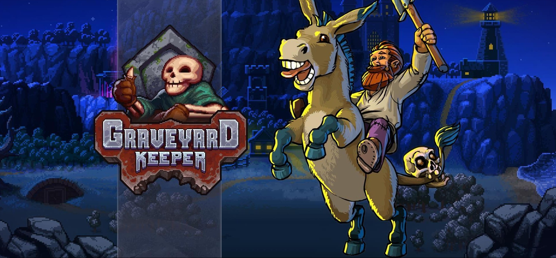 Graveyard Keeper Review PC