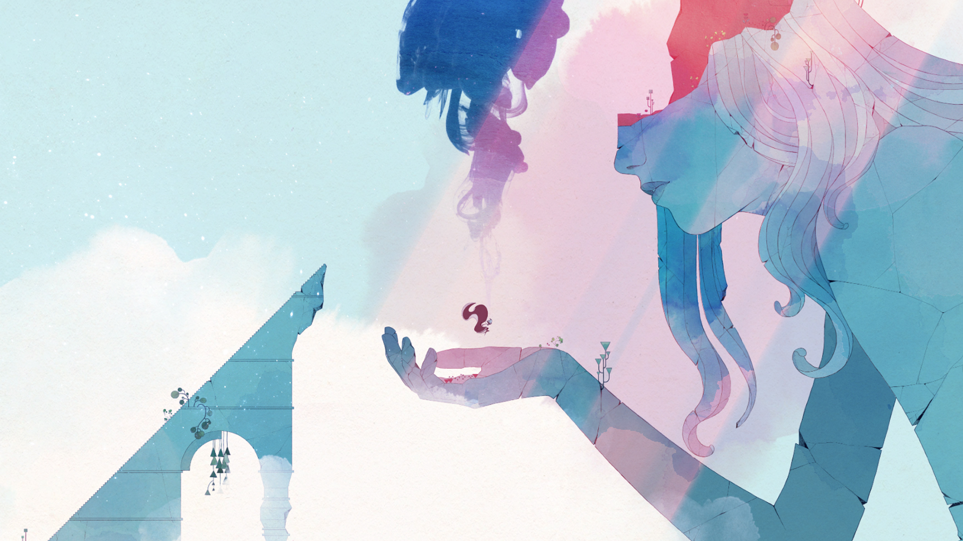 Exquisite, Beautifully Casual Platformer, Gris, Release Date Announced For Switch And PC