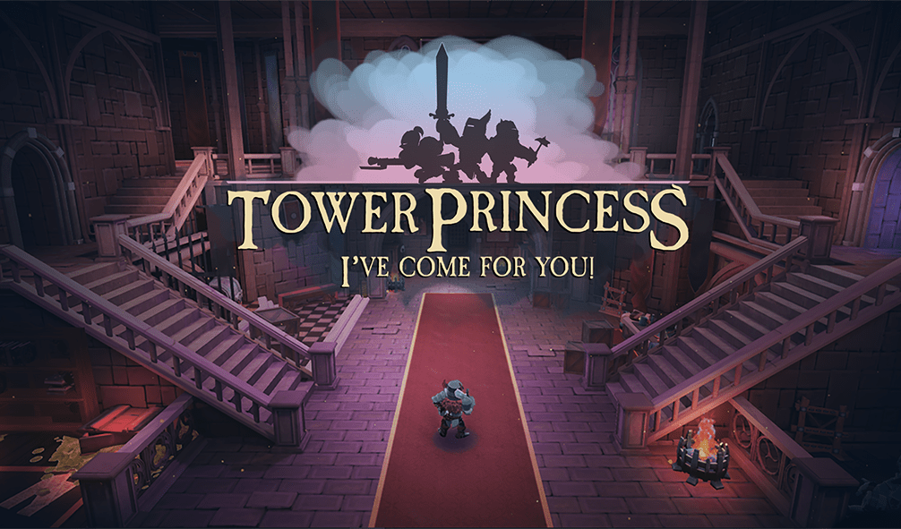 Conquer Endless Dungeons In The Upcoming 3D Action-Platformer, Tower Princess