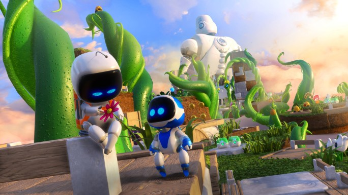 PS VR Video - Astro Bot