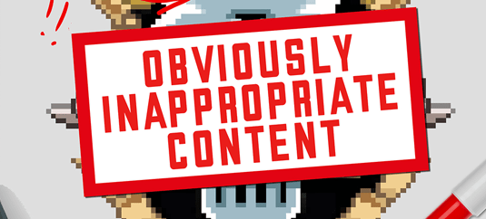A Look At Indie Title 'Obviously Inappropriate Content'