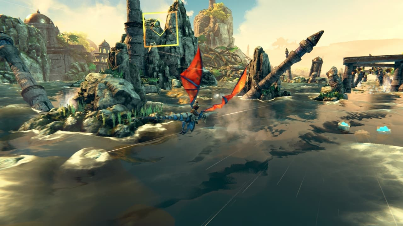 Panzer Dragoon Gets A Second Gameplay Trailer
