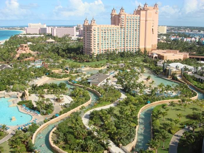 The Layout of Atlantis Bahamas