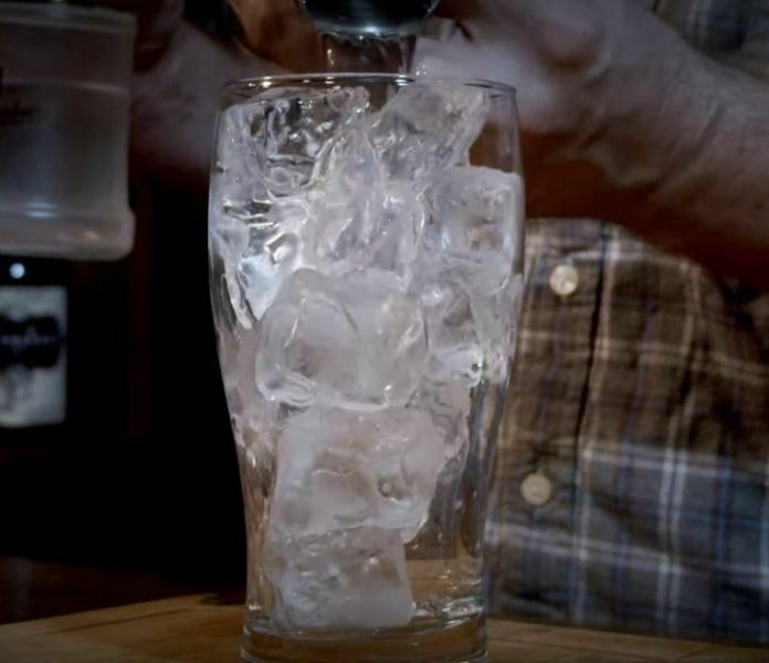 60ml vodka