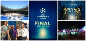 NiteCrawlers live beim Champions League Finale 2015 in Berlin