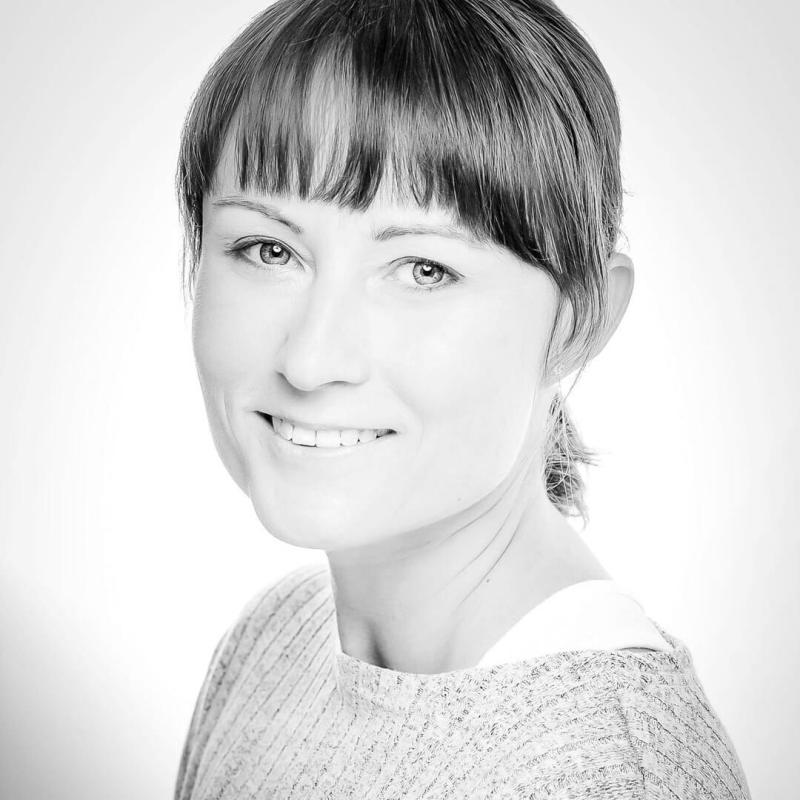 Nikita Kolinz - Marketing Head & Social Media