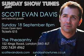 Pheasantry London Sept 18
