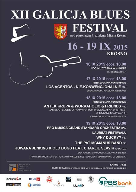 Galicja Blues Festival