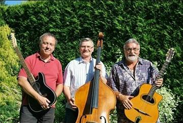 Merstein Trio – Pieśni i ballady w stylu Sinti Jazz