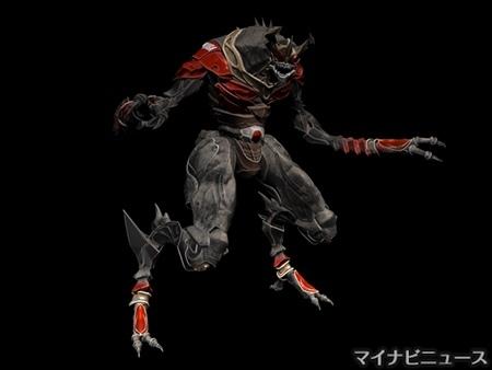 仮面ライダー平成ジェネレーションズ FOREVERに登場する「アナザークウガ」の姿が明らかに 体は巨大で空を飛ぶこともできる